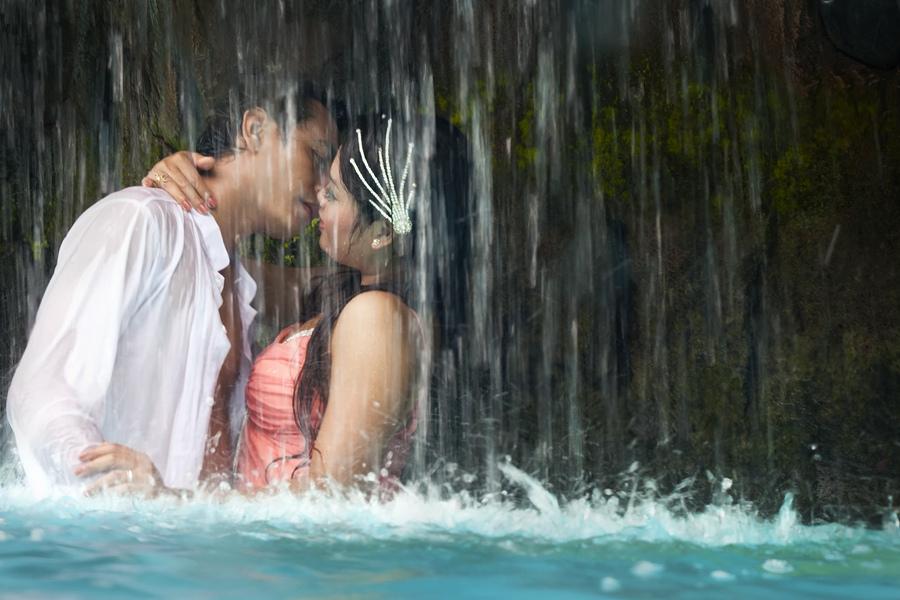 Romantic Bali pre wed