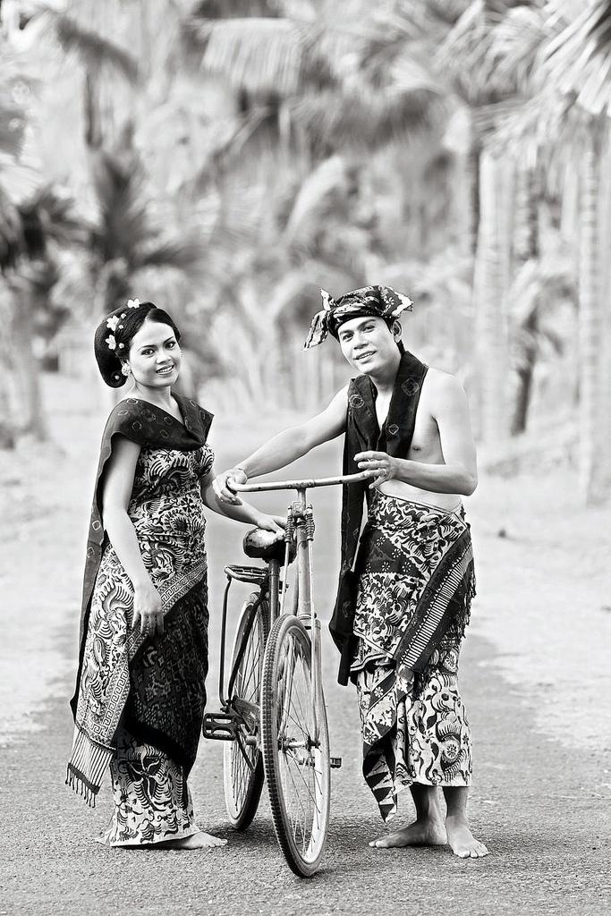 pre wedding Bali kuno